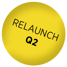 Relaunch Q2