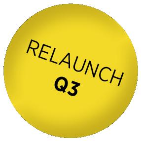 Relaunch Q3